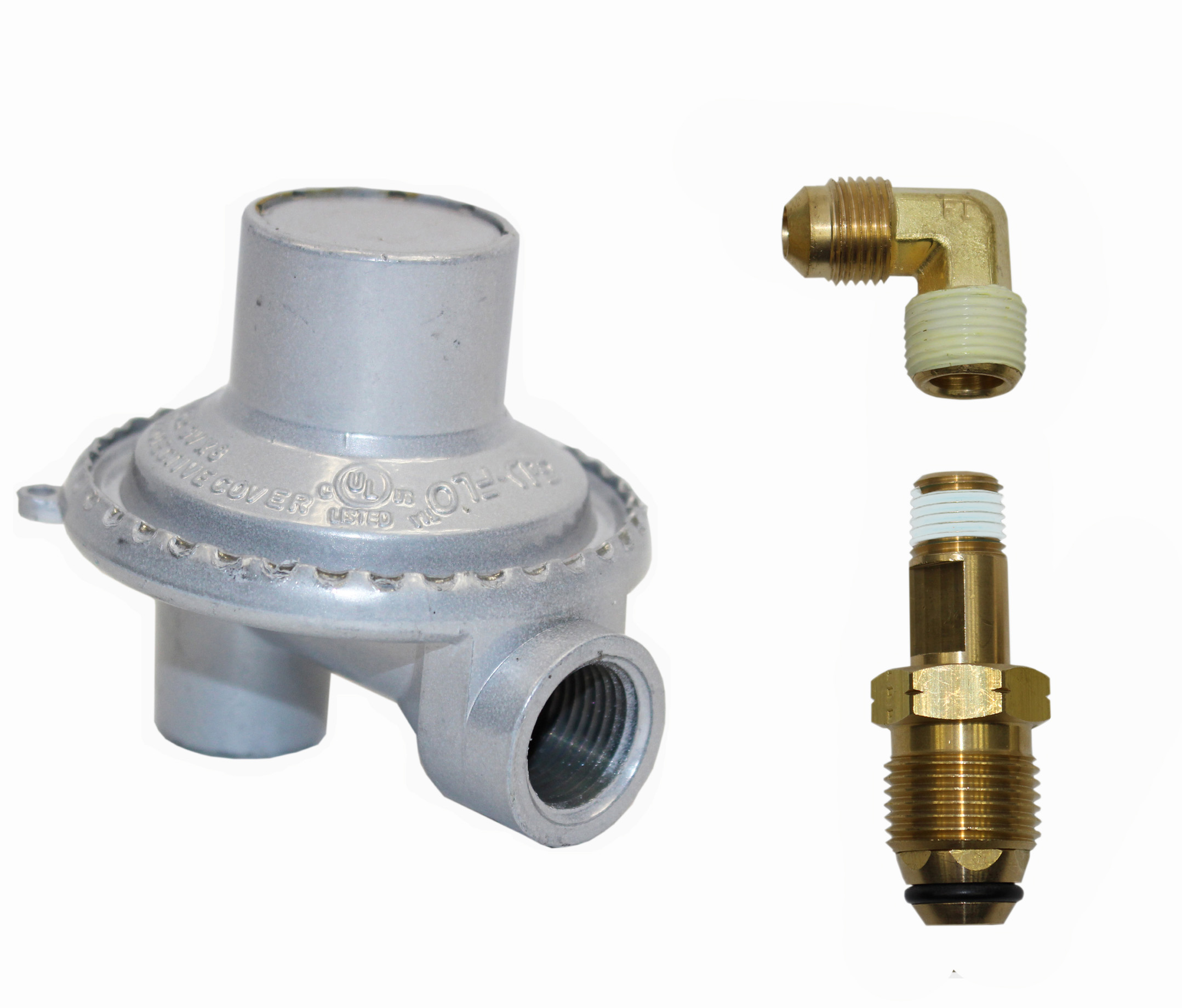 low pressure regulator and tank fittings kit dickinson marine