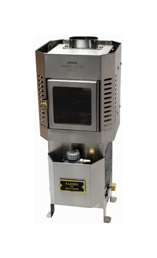 Alaska Floor Mounted Diesel Heater Dickinson Marine